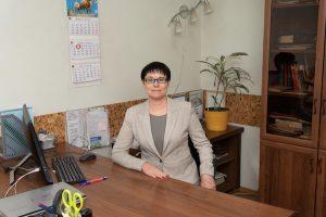 Колесникова Вероника Андреевна
