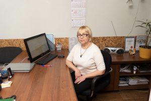 Капонирова Вера Адольфовна