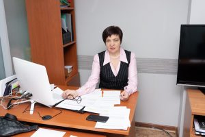 Морозенко Лидия Алексеевна